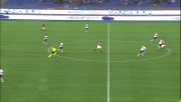 Borriello supera tutti, ma non il palo in Roma-Genoa