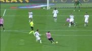 Botta da fuori e goal per Barreto