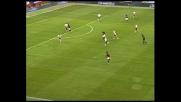 Botta di Jankulovski da fuori, goal del Milan