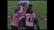 Bovo, prodezza e goal. Il Palermo raddoppia al Barbera contro il Genoa