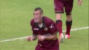 Braccio o coscia per Rinaudo contro la Lazio? Per l'arbitro è rigore