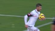 Brienza accorcia per il Cesena a Cagliari, ma è troppo tardi
