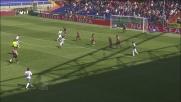 Brienza segna il goal del 3 a 0 del Siena al Marassi
