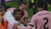 Brienza spaventa il Milan con un goal in diagonale