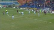 Brivido Lazio, Kucka prende la traversa