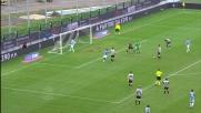 Brkic-Lazzari: clamorosa autorete, la Lazio ringrazia e pareggia a Udine