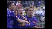 Brocchi-goal! La Fiorentina aggancia l'Ascoli