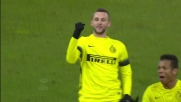 Brozovic mette il sigillo al poker dell'Inter con un goal da applausi