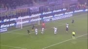 Brozovic segna il goal del 2-0 contro il Genoa