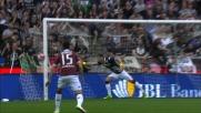 Bruno Fernandes con uno schema su punizione sfiora il goal contro il Torino