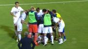 Bruno Fernandes zittisce Cagliari, è il goal del pari per la Sampdoria