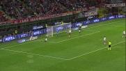 Bruno Peres anticipa El Shaarawy e salva il Torino