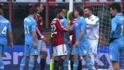 Brutta reazione di Ibrahimovic e giusto cartellino rosso per lui