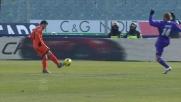Un pallonetto da antologia di Di Natale porta in vantaggio l'Udinese sulla Fiorentina