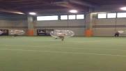 #bubblescontro a centrocampo in slowmotion !