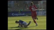 Budel trattiene Sculli, rosso per il Cagliari