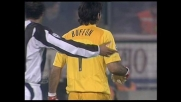 Buffon chiude la porta a Langella e salva la Juventus