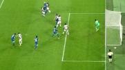 Buffon dice di no a Felipe in Juventus-Udinese con una parata decisiva