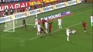 Burdisso, goal di testa contro il Milan