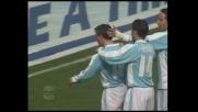 Muzzi anticipa tutti, Lazio in vantaggio contro l'Udinese