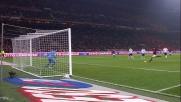 A San Siro Ibrahimovic ipnotizza Sirigu dal dischetto e realizza il goal del sorpasso