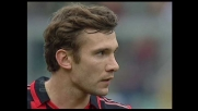Il goal di Shevchenko chiude la sfida col Palermo