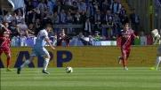 Candreva fulmina Sepe con un goal da 25 metri: nulla da fare per l'Empoli