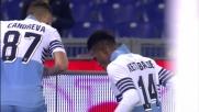 La Lazio cala il poker contro il Parma con il goal di Keita Balde