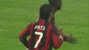 Al Meazza Pato segna il goal dell'1-1 tra Milan e Udinese