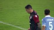 Il tiro di Bruno Alves è deviato in angolo