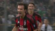 La 'maledetta' di Pirlo colpisce ancora: goal strepitoso per il regista del Milan al Tardini