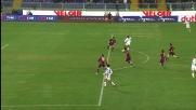 Kaladze blocca Eto'o: grande recupero difensivo del Genoa