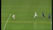 Rocchi firma il goal del pari contro l'Inter