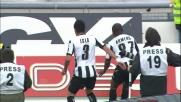Imprendibile Armero: goal del vantaggio dell'Udinese