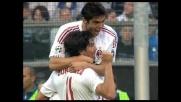 Il Milan espugna Bergamo con il goal di Kakà