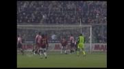 Pirlo sfiora l'incrocio contro il Palermo