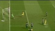 Cacciatore zittisce Udine firmando il goal del 2-1 per il Chievo