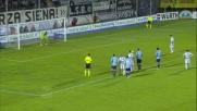 Calaio' dal dischetto beffa Bizzarri e raddoppia lo score del Siena