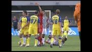 Calcione a Sanchez: rosso inevitabile per Langella