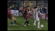 Camoranesi semina il panico sulla fascia contro il Cagliari