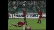 Candela si rifugia in angolo contro la Lazio