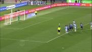 Candreva fissa il risultato sul 2-0 tra Lazio e Inter con un rigore perfetto