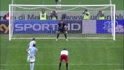 Candreva segna il goal vittoria agli etnei su calcio di rigore