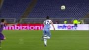Candreva un signor sombrero contro la Fiorentina