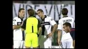Cannavaro espulso per doppia ammonizione