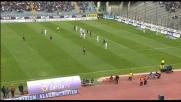 Cannonata di Lazzari, super Muslera salva la Lazio con una parata