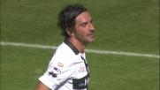 Capitan Lucarelli non si arrende: azione personale e tiro in porta nell'ultima in Serie A