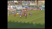 Caracciolo trattenuto in area, penalty per il Brescia
