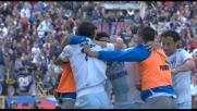 Carambola vincente: Dias regala il pari alla Lazio