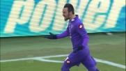 Cassani sorprende Armero e di testa segna il goal del 2-1 all'Udinese